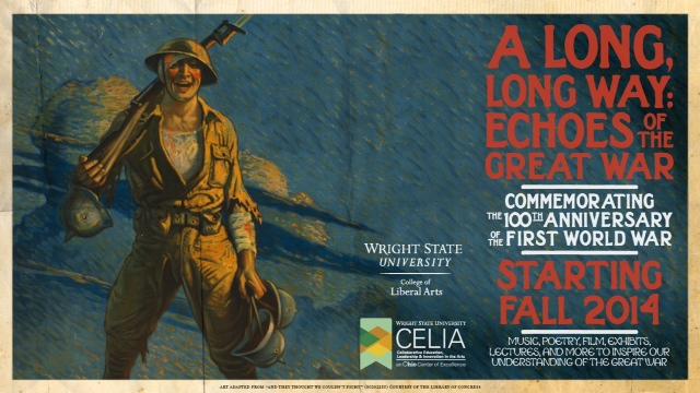 A Long, Long Way: Echoes of the Great War CELIA 2014-15